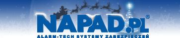 Alarmy, kamery, monitoring - NAPAD.pl