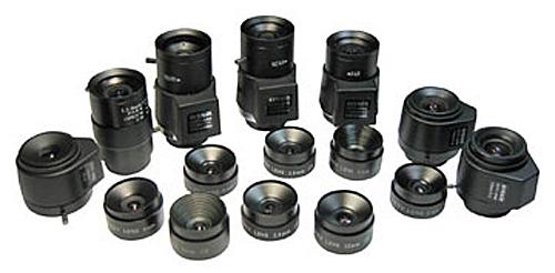 Obiektywy do kamer w NAPAD.pl