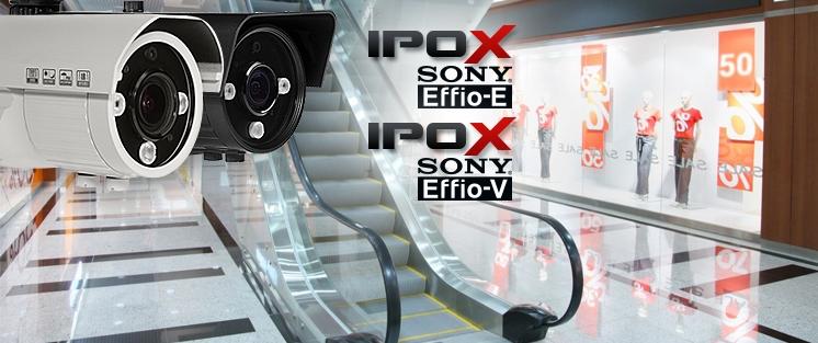 Sony Effio-E oraz Effio-V