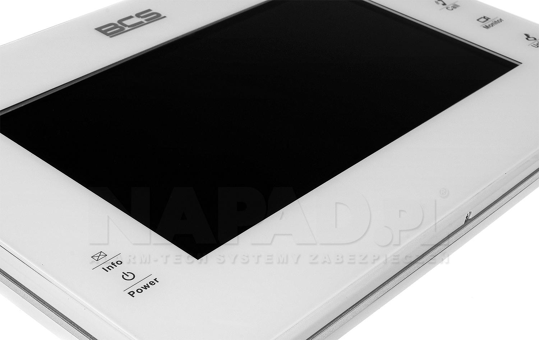 Monitor do wideodomofonu BCS-MON7000