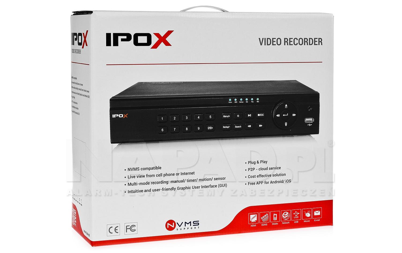 Rejestrator hybrydowy PX-AHD2904EA