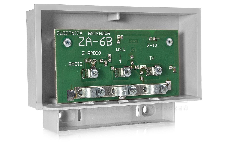 Zwrotnica antenowa ZA-6B 1-12/21-69