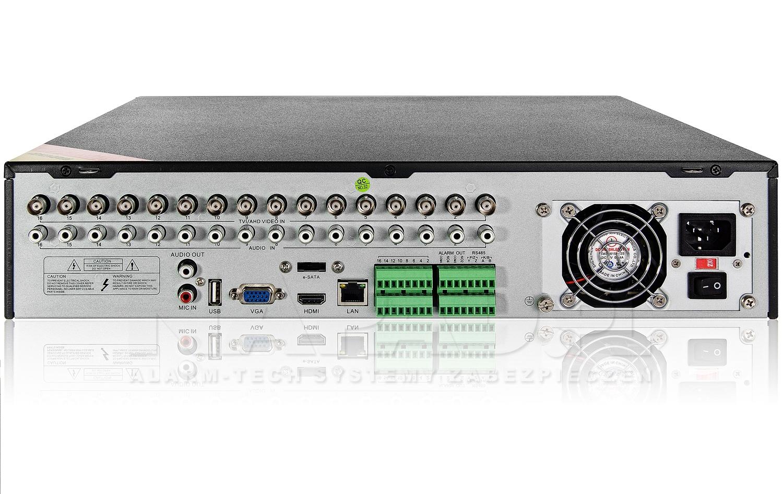 Rejestrator czterosystemowy PX-AHD3916PD