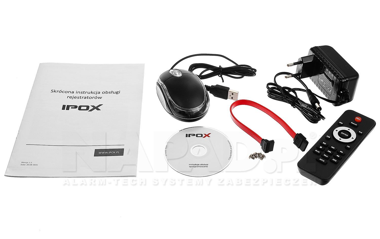 Rejestrator trybrydowy PX-HDR0421H