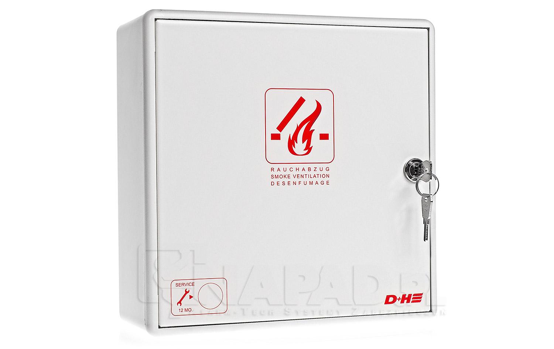 Kompaktowa centrala oddymiania RZN-4408-M