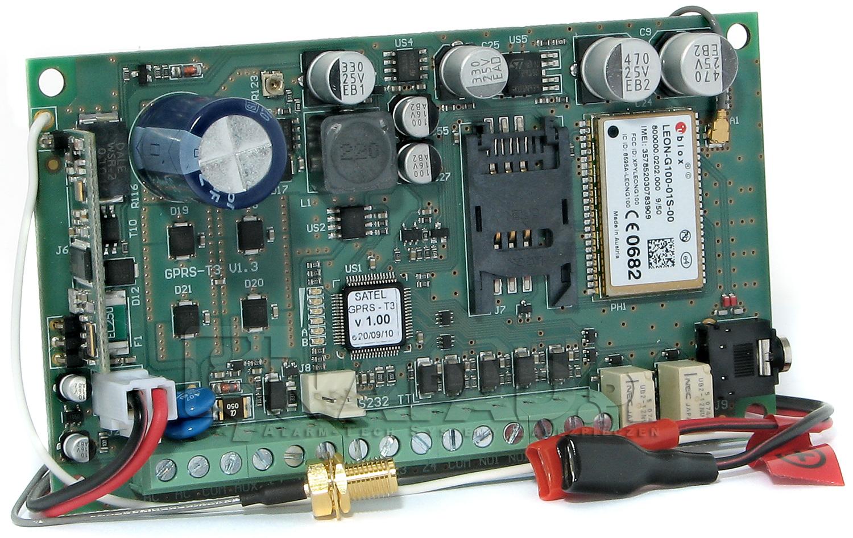 Moduł alarmowy z funkcją monitoringu MICRA SATEL