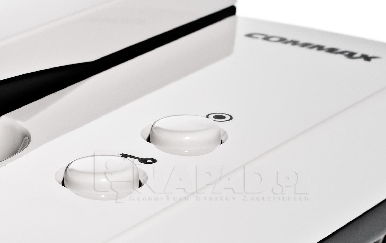 Unifon DP4VHP Biały COMMAX