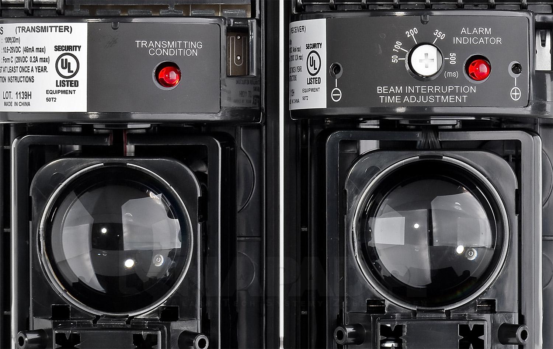 Zewnętrzna bariera podczerwieni AX-100PLUS