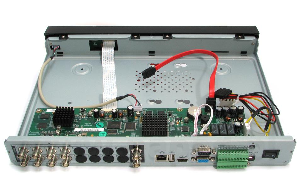 Rejestrator cyfrowy BCS-0404LE-A