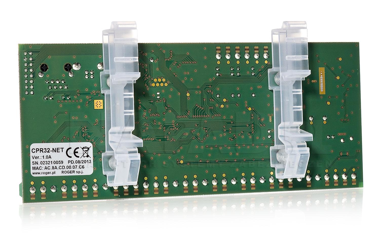 Centrala systemu kontroli dostępu RACS CPR32-NET-BRD