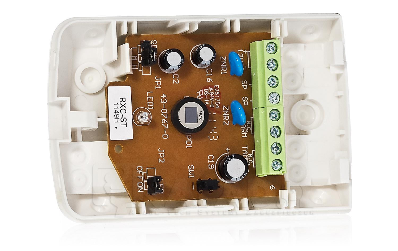 Wewnętrzny czujnik podczerwieni RXC-ST Optex