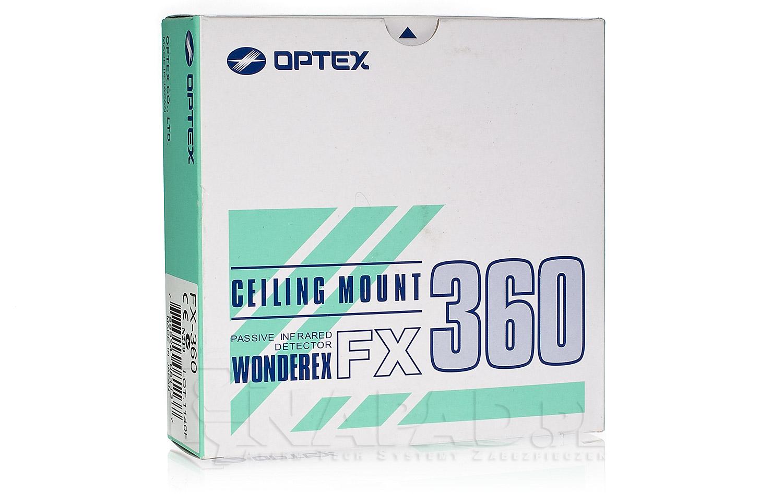 Sufitowa czujka podczerwieni FX-360 Optex