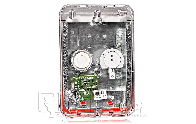 Sygnalizator zewnętrzny SPL2010R SATEL