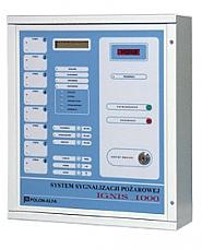 Centrala sygnalizacji pożarowej IGNIS 1080