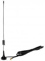 Antena dwuzakresowa GSM 9dB z magnesem