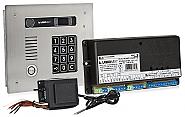 Cyfrowy system domofonowy CD2513TP INOX zestaw