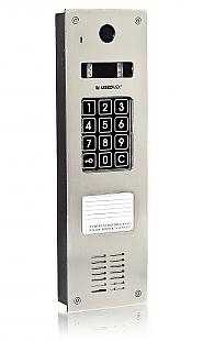 Cyfrowy panel domofonowy CP2533NR INOX