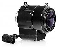 Obiektyw megapikselowy 2.8-12 mm z korekcją IR 15-L2812IR2MP