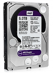 Dysk 6TB SATA III Western Digital Purple - 1