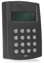 Wewnętrzny kontroler dostępu PR602LCD-DT-I