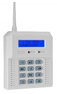 CB32-Z - Bezprzewodowa centrala alarmowa - 4