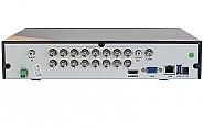 Rejestrator trybrydowy PX-AHD1621H - 3