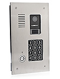 Cyfrowy panel domofonowy CP3123TP INOX