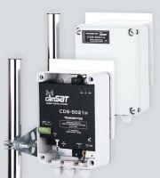 Hermetyczny cyfrowy zestaw nadawczo-odbiorczy CAMsat 5,2 GHz CDS-5021h / 2 km - 2