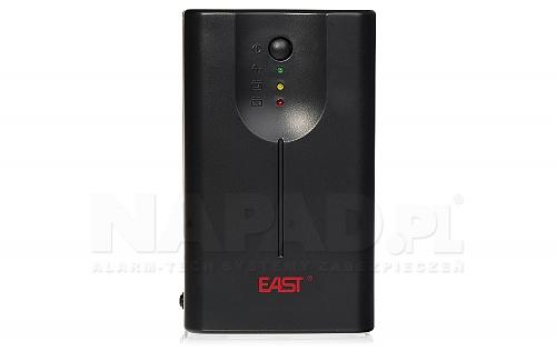 Zasilacz awaryjny EAST UPS 850 LED
