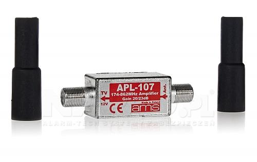 Wzmacniacz antenowy APL-107