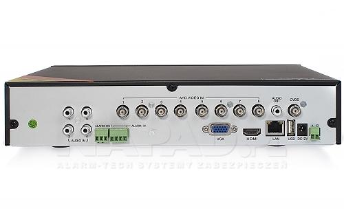 Rejestrator trybrydowy PX-AHD0821H