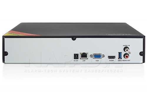Sieciowy rejestrator PX-NVR3016EA-P8
