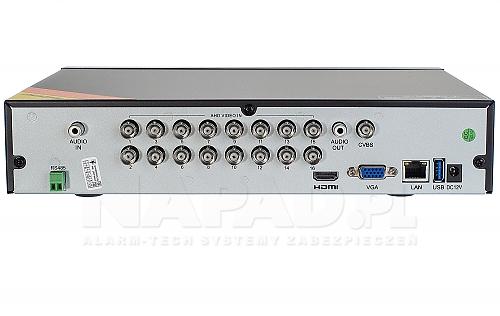Rejestrator trybrydowy PX-AHD1621H