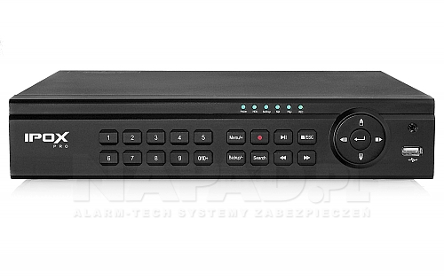 Rejestrator 4 w 1 PX-HDR0421H