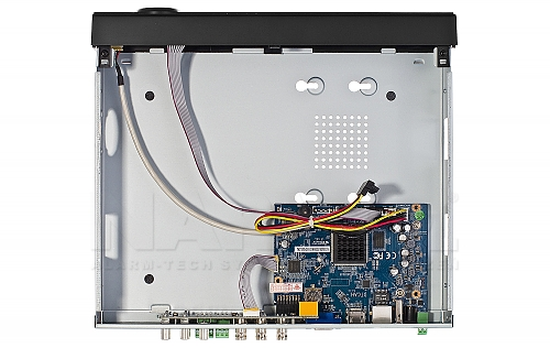 Jednodyskowy rejestrator AHD / TVI / CVBS / IP