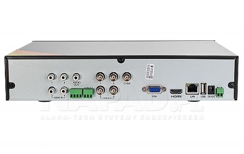 Interfejsy rejestratora HDR IPOX