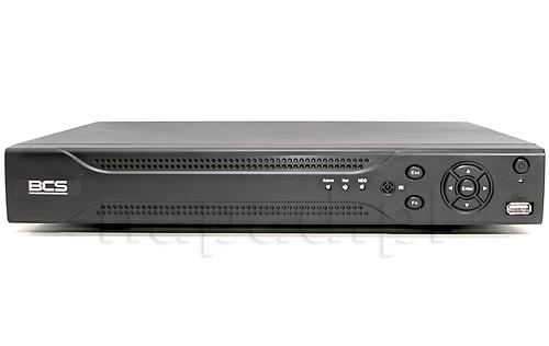 Rejestrator BCS DVR 0404 LEA-S