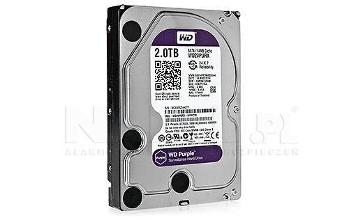 Dysk 2TB SATA III Western Digital Purple