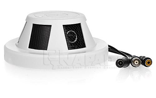 Kamera przemysłowa w obudowie czujnika dymu DYM60E