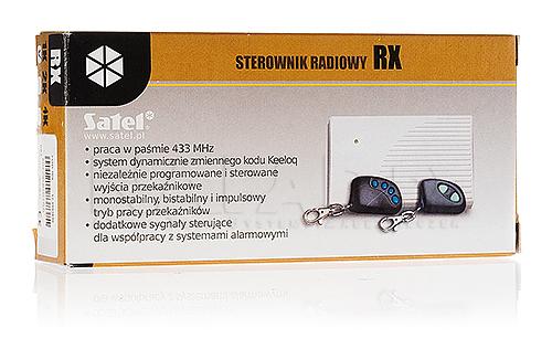Sterownik radiowy  SATEL RX-1K