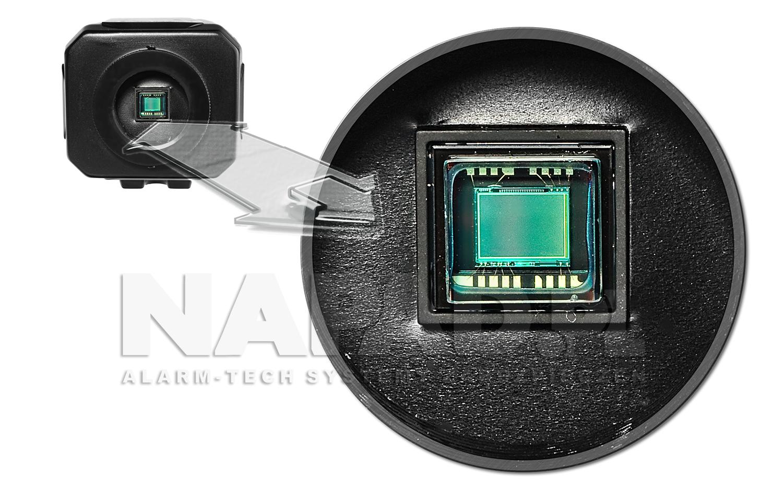 Nowoczesny przetwornik obrazu Sony Effio-A