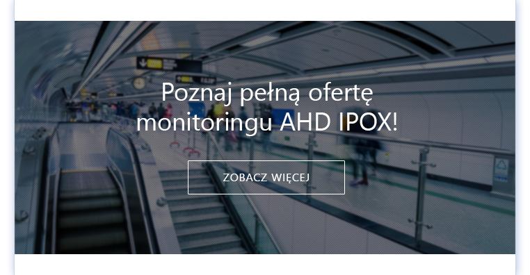 Monitoring AHD w NAPAD.PL