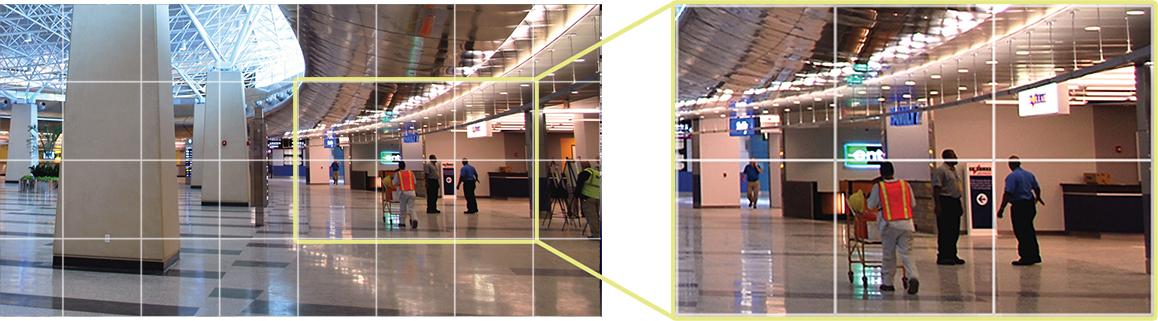 PX-TI2030-P - System detekcji ruchu.