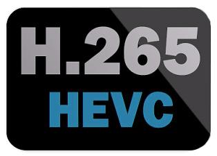 Nowoczesna kompresja danych H.265.