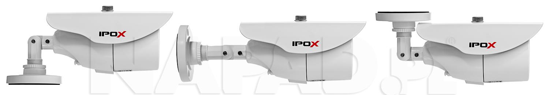 PX-TVH2024 - Łatwy montaż na różnych powierzchniach.