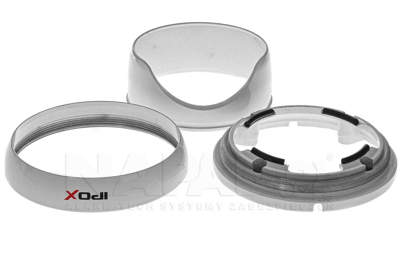 Solidna konstrukcja obudowy kamery gwarantuje skuteczny monitoring w różnych miejscach.