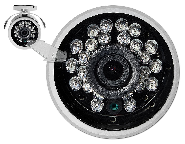 Kamera AHD z oświetlaczem podczerwieni AH 1223 T