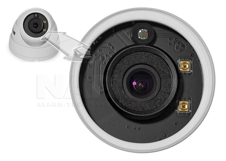 PX-DI4001-P - Kamera z oświetlaczem podczerwieni.