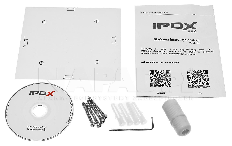 PX-DI4001-P - Akcesoria kamery.