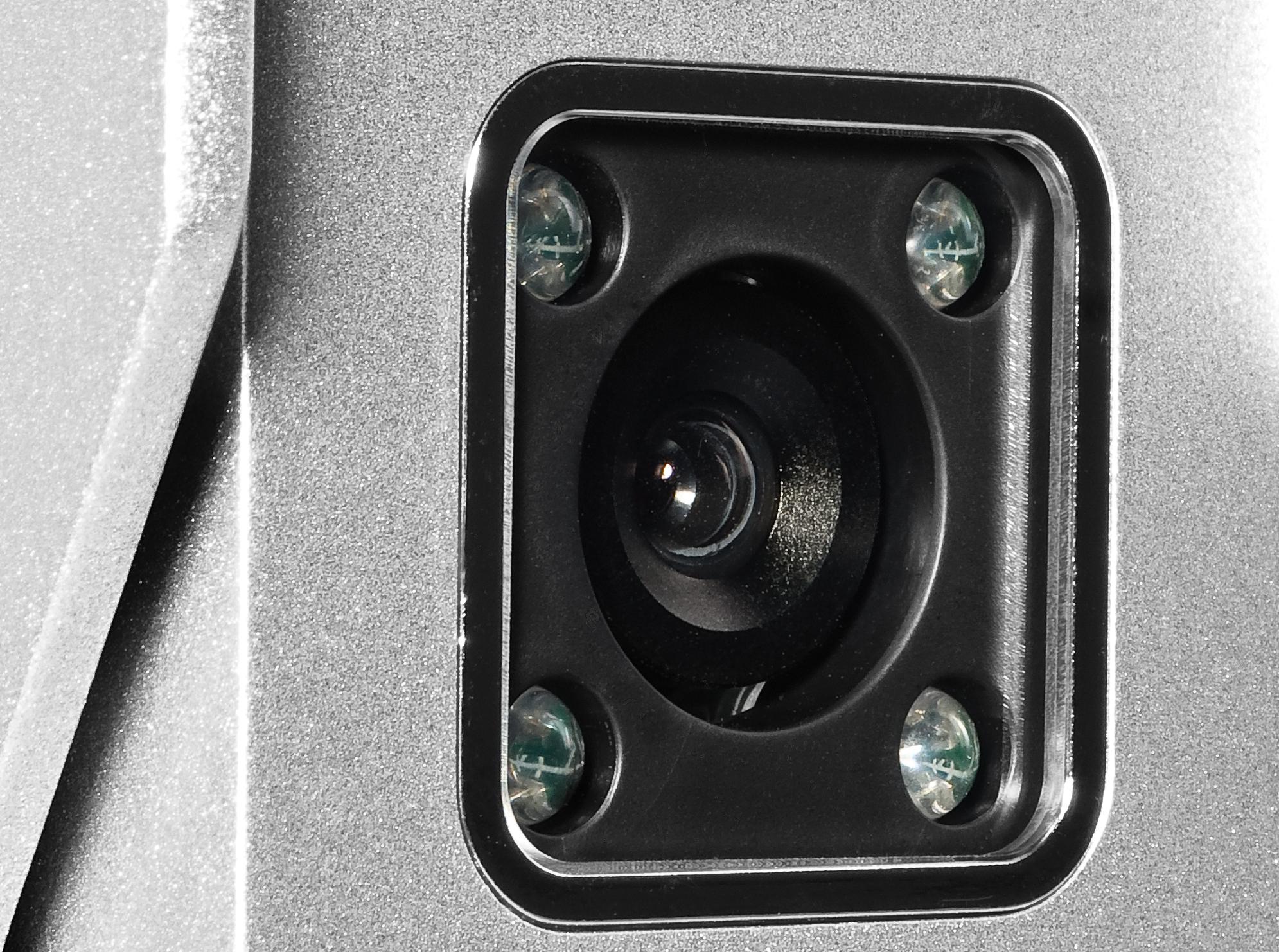 S6 - Wbudowana kamera w stacji bramowej.